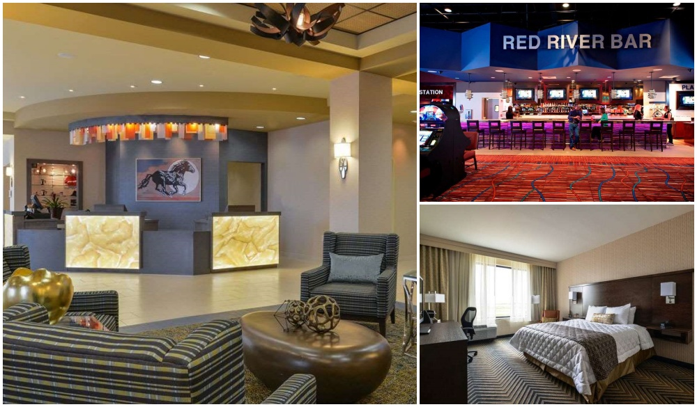 Comanche Red River Hotel & Casino, oklahoma casinos with hotels