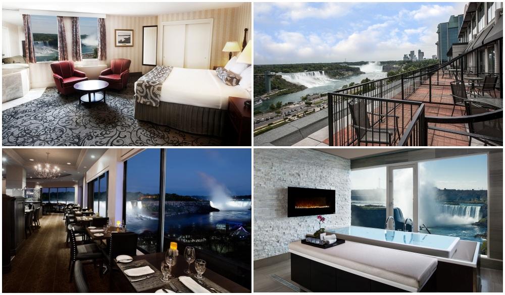 Crowne Plaza Hotel-Niagara Falls FallsView