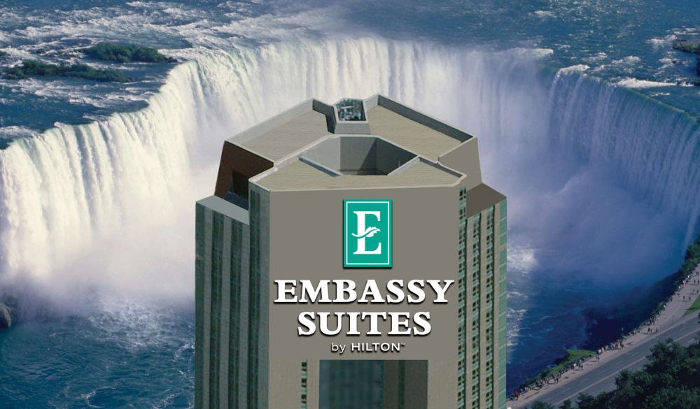Embassy Suites by Hilton Niagara Falls Fallsview, hotels with the best views of niagara falls