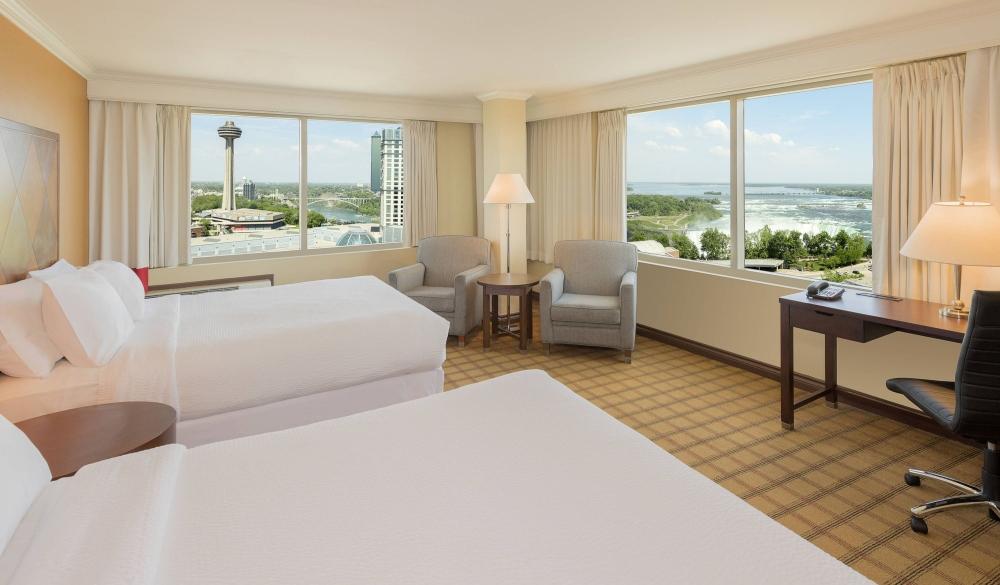 Four Points by Sheraton Niagara Falls Fallsview, hotels with the best views of niagara falls