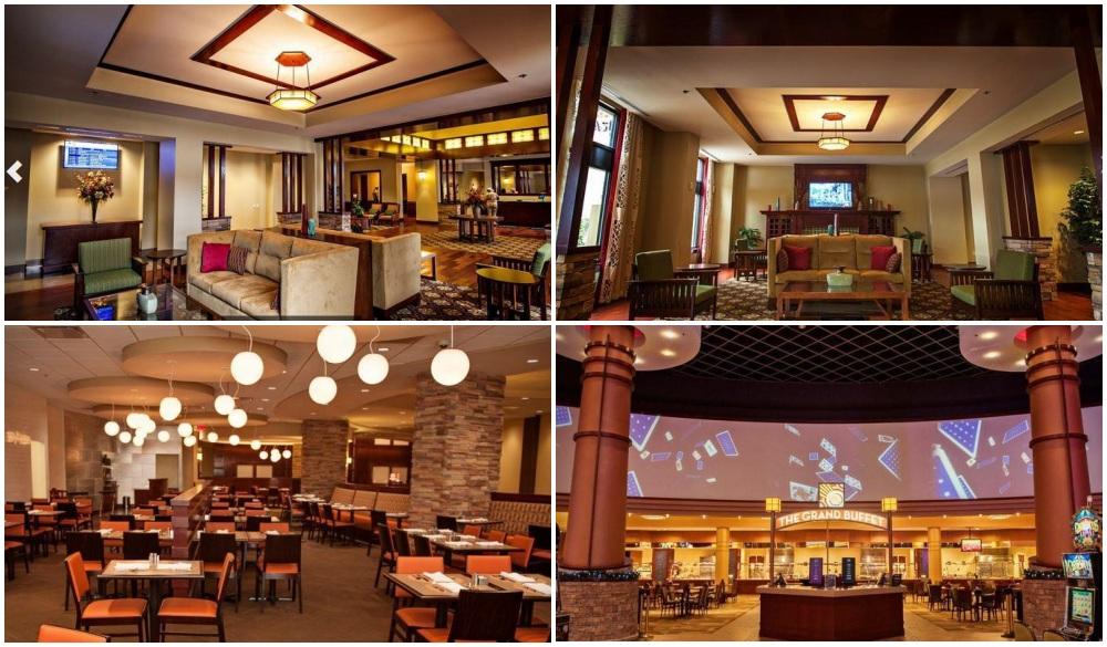 Grand Casino Hotel & Resort, oklahoma casinos with hotel