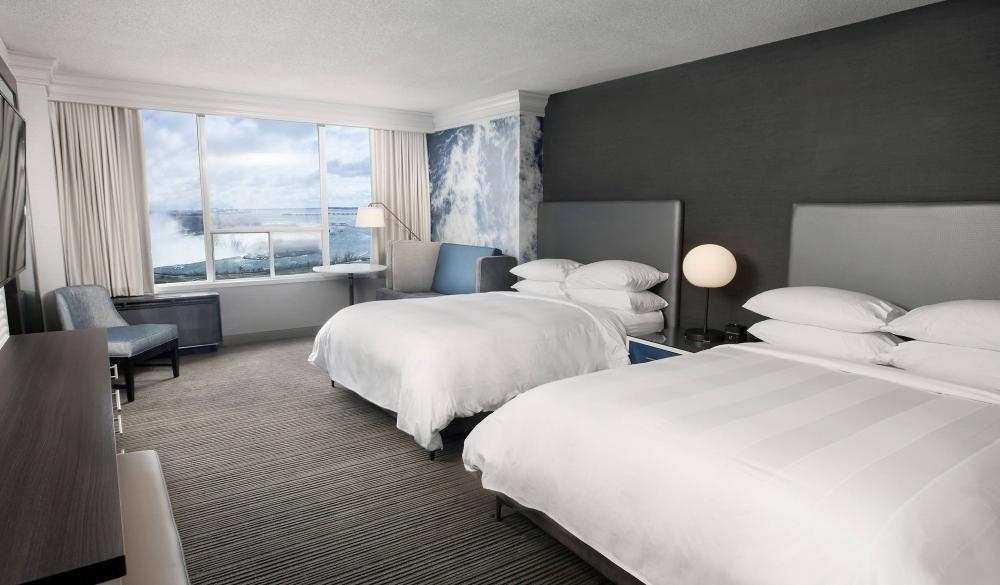 Niagara Falls Marriott on the Falls, hotels with the best views of niagara falls