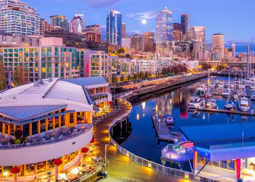13 Best Seattle Waterfront Hotels