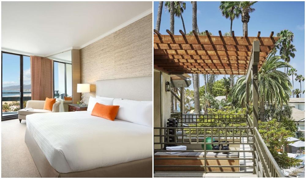 Fairmont Miramar Hotel & Bungalows, Santa Monica beachfront hotel