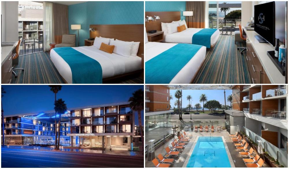SHORE HOTEL, beachfront hotel