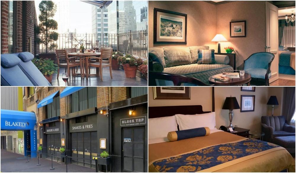 The Blakely New York, New york city hotels