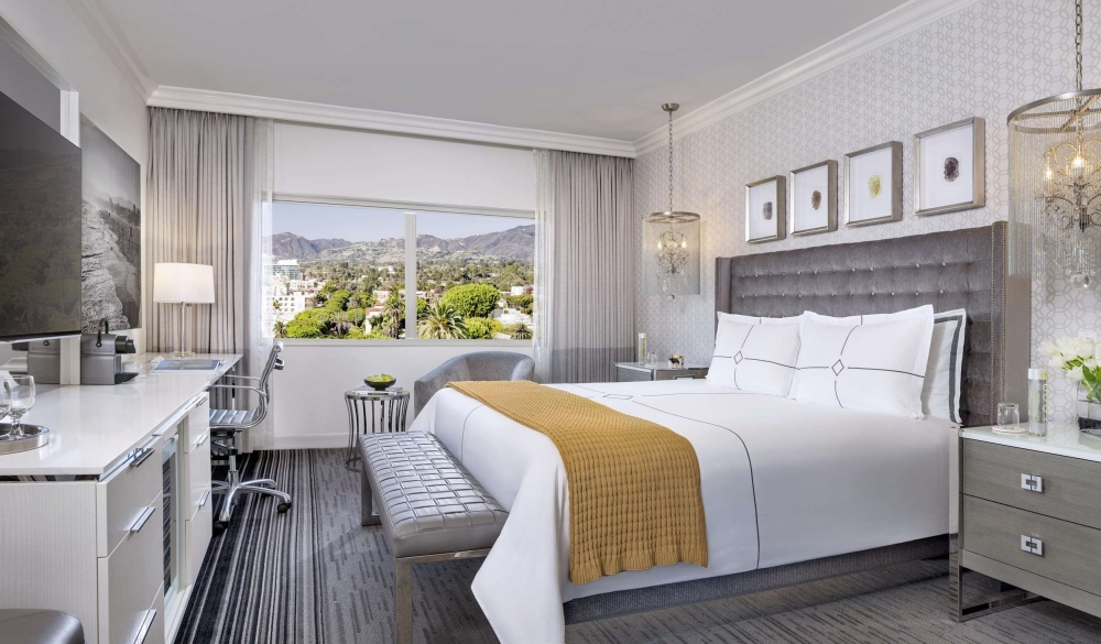 The Huntley Hotel Santa Monica Beach
