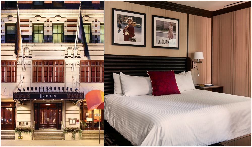 The Iroquois New York, New york City Hotels