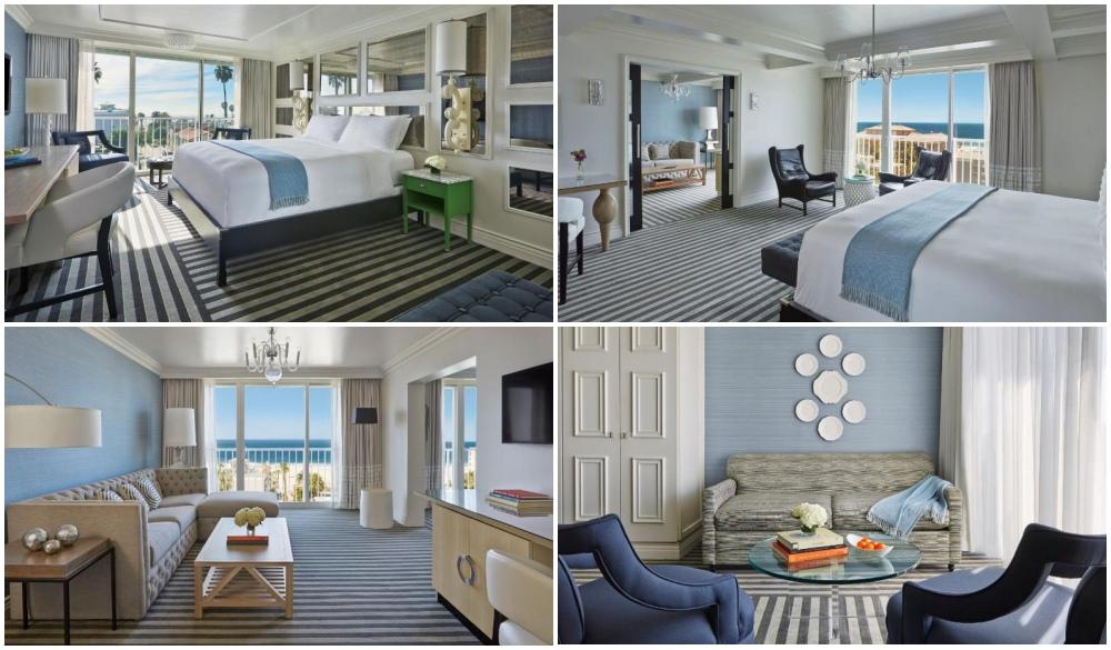 VICEROY SANTA MONICA, beachfront hotel