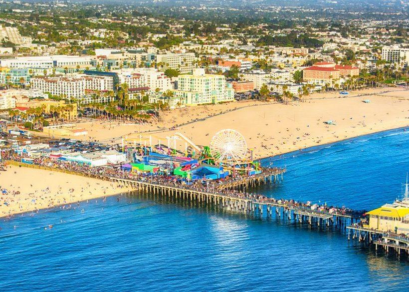13 Luxury Santa Monica Beachfront Hotels