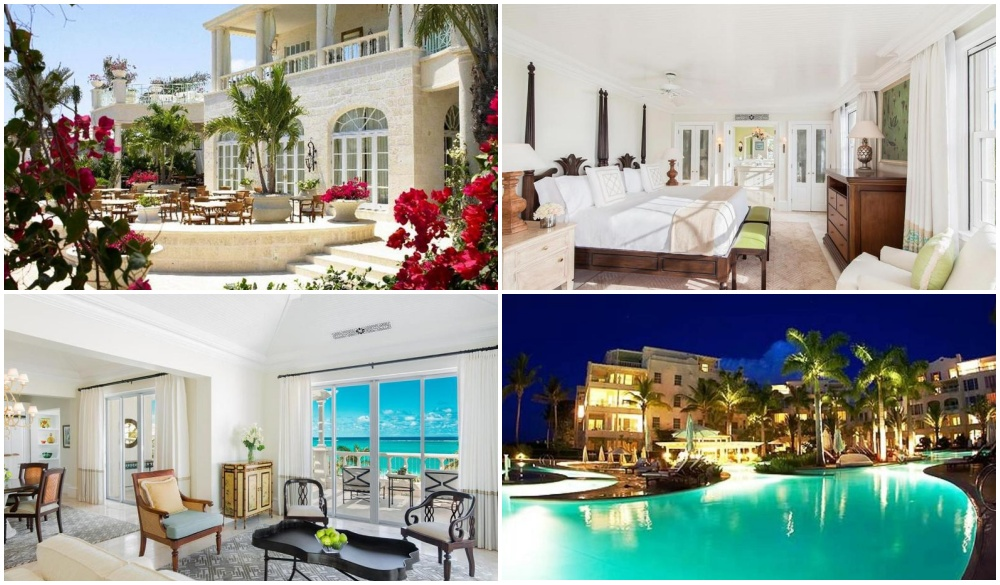 The Palms Turks and Caicos, family resort