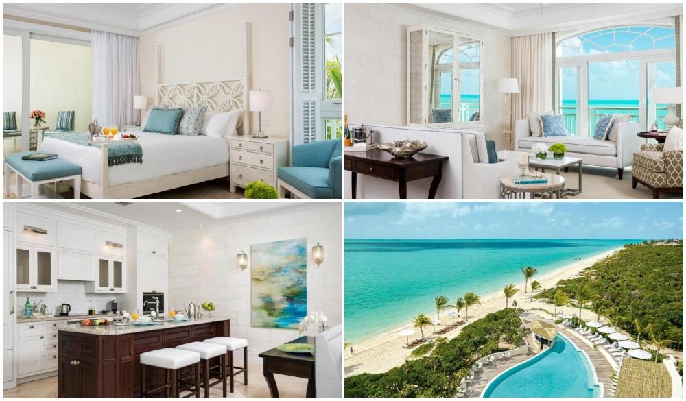 The Shore Club Turks and Caicos, family resort