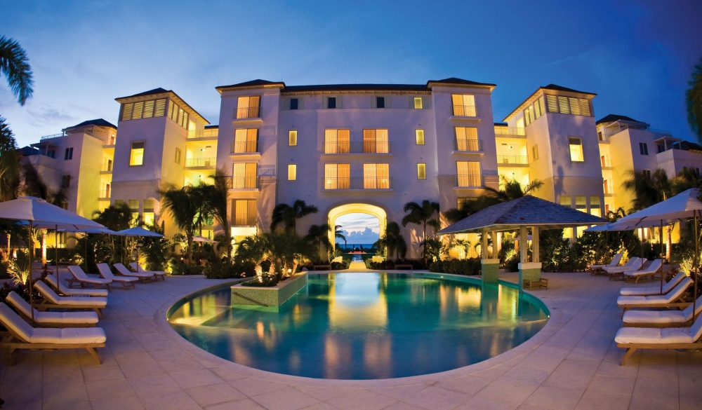 West Bay Club, Turks and Caicos family resort