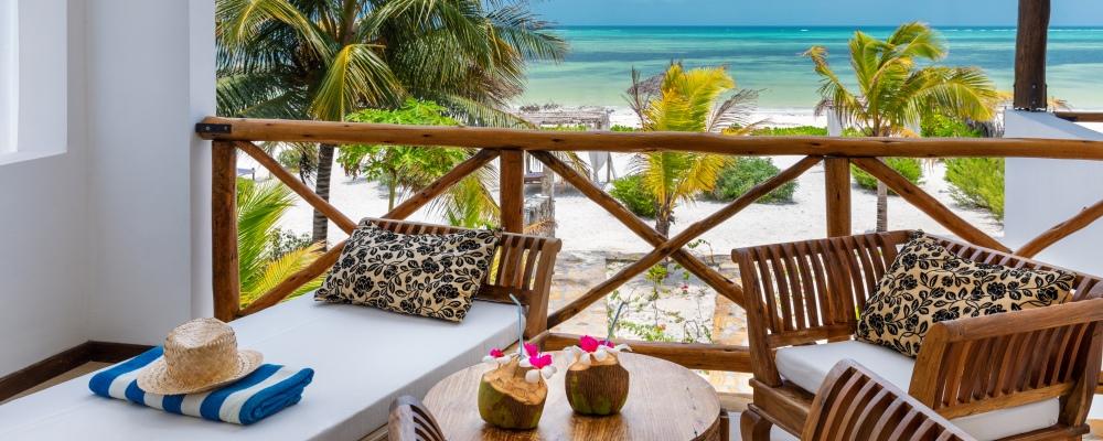 private villa by the sea