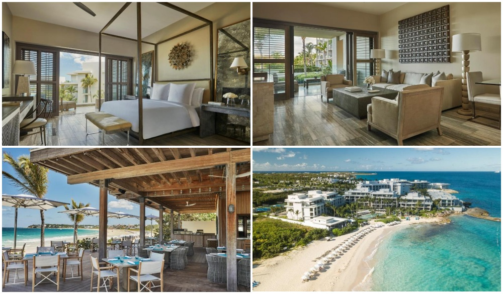 Four Seasons Resort and Residences Anguilla, resort on the beach