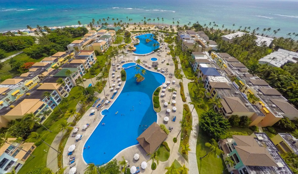 Ocean Blue & Sand Beach Resort, adult-only hotel