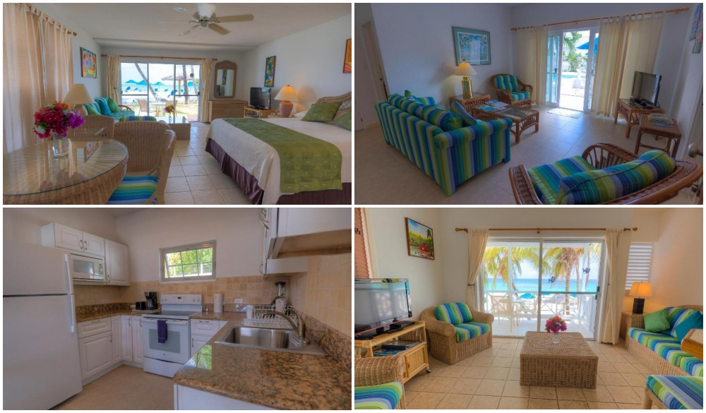 Shoal Bay Villas, Anguilla resort on the beach
