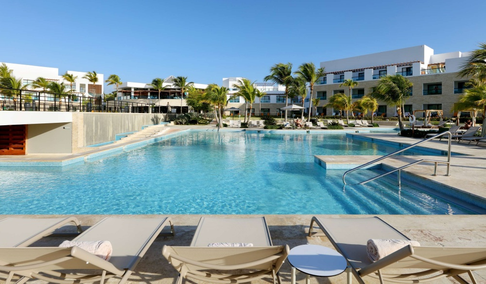 TRS Cap Cana Hotel, adult-only hotel