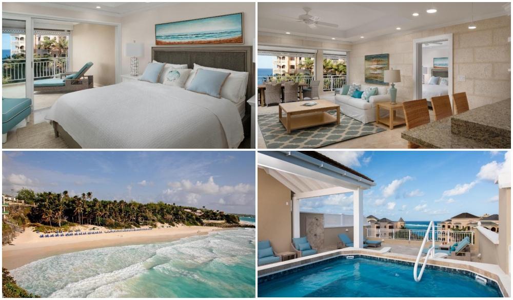 The Crane Resort, hotel and resort