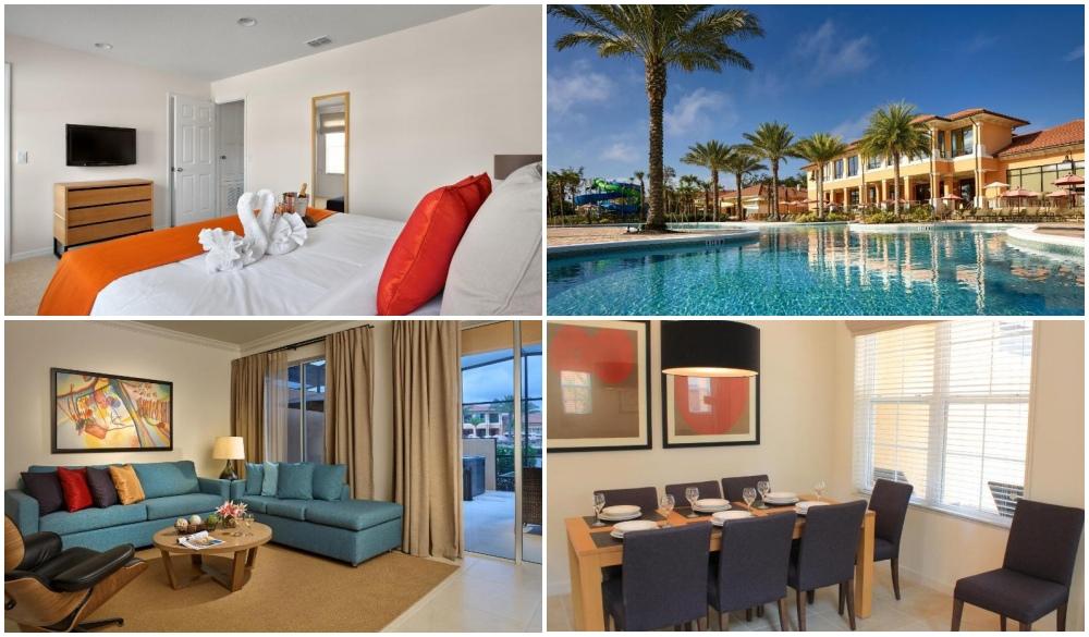 CLC Regal Oaks Resort Kissimmee Florida, home rentals in Orlando