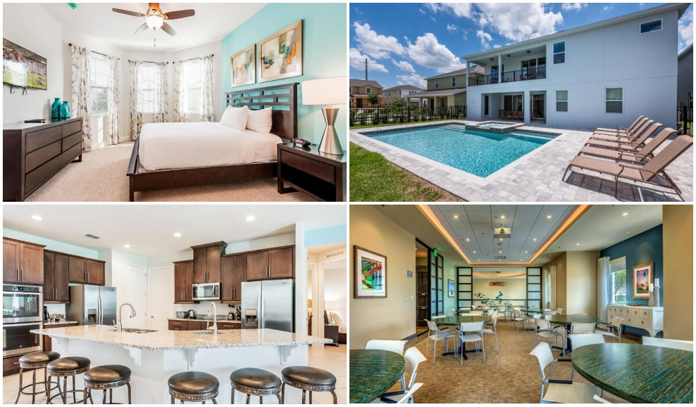 Encore Resort 4201 6 Bedroom Water Park, Orlando home rentals