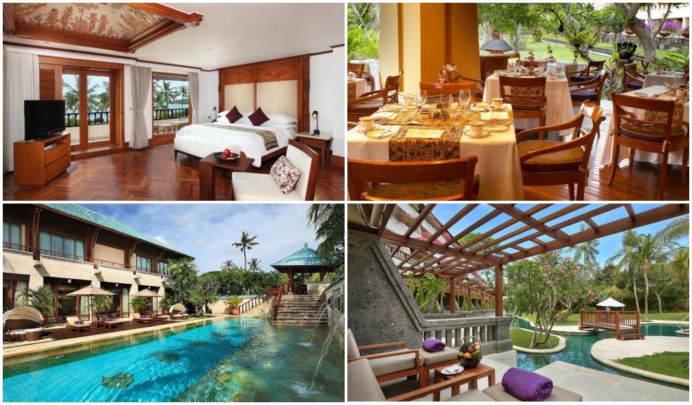 Nusa Dua Beach Hotel & Spa Bali, nusa dua resort