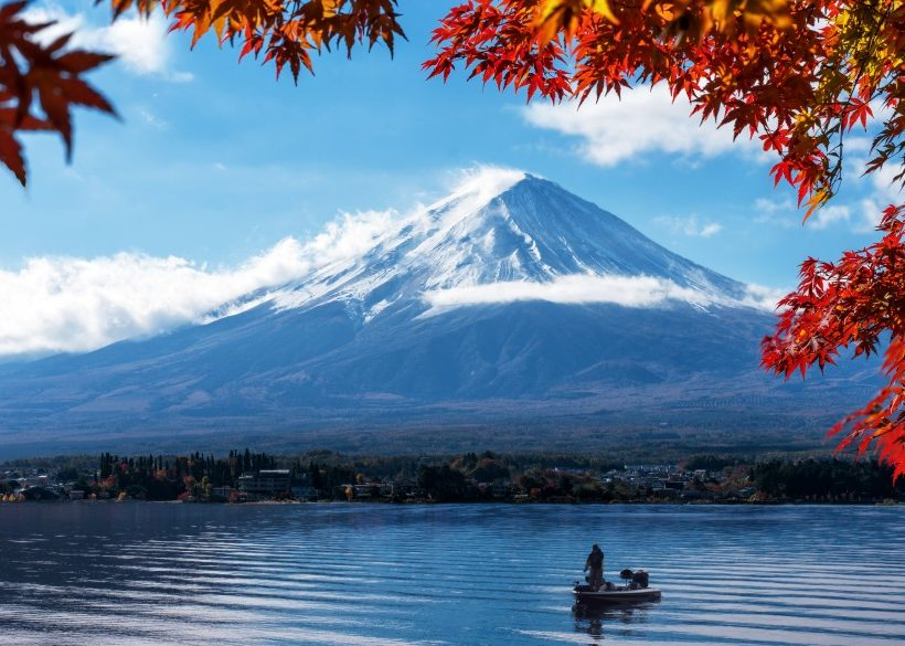 Discover the Magic of These Hotels, Onsens & Ryokans with a View of Mt Fuji