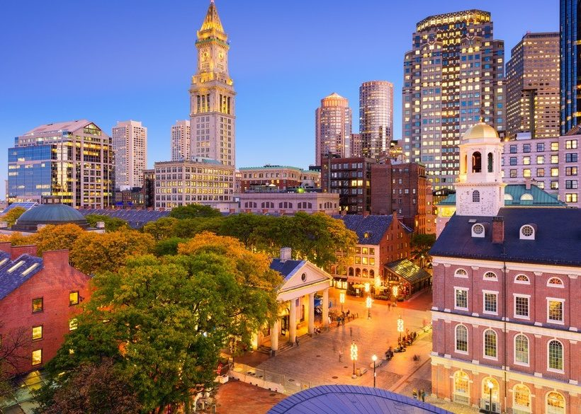 Where to Stay in Boston: Top Attractions & Hotels Nearby