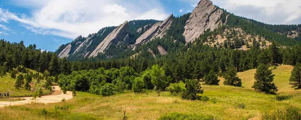 The Flatirons, Boulder