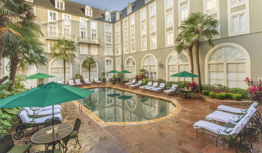 Bourbon Orleans Hotel, hotel for solo travel in the USA