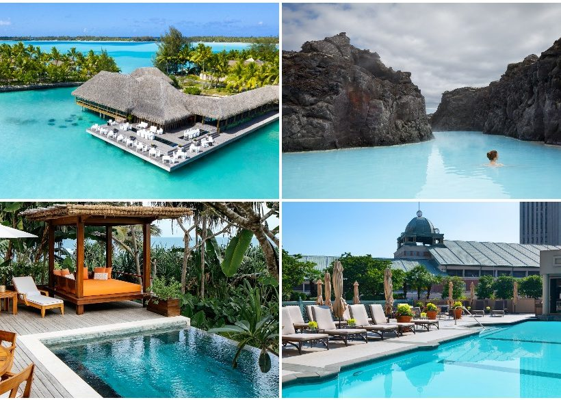 Lights, Camera, Luxury: 20 Hotels that Attract Celebrities