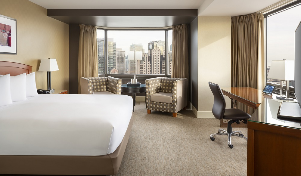 Hilton Parc 55 San Francisco, hotel for solo travel in the USA