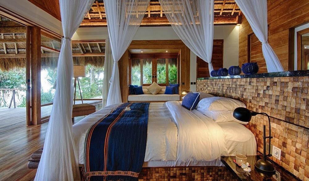 Nihi Sumba bedroom