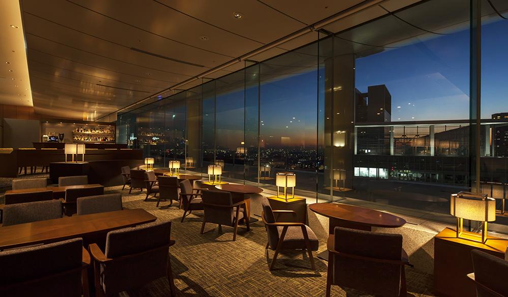 Odakyu Hotel Century Southern Tower lounge southcourt