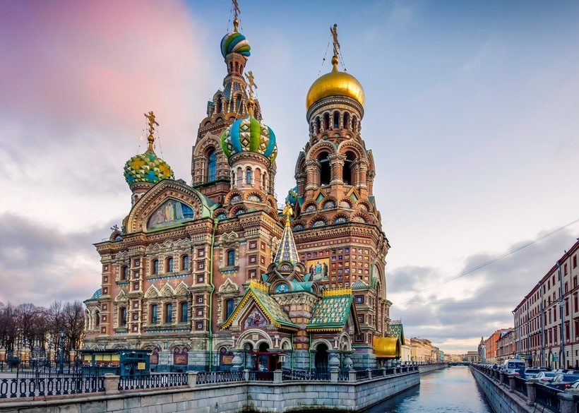 One-of-a-Kind Romantic Hotels in St Petersburg from $95