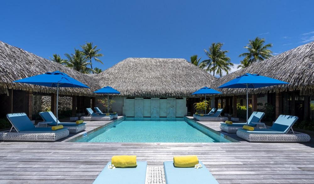 St. Regis Hotel swimming pool