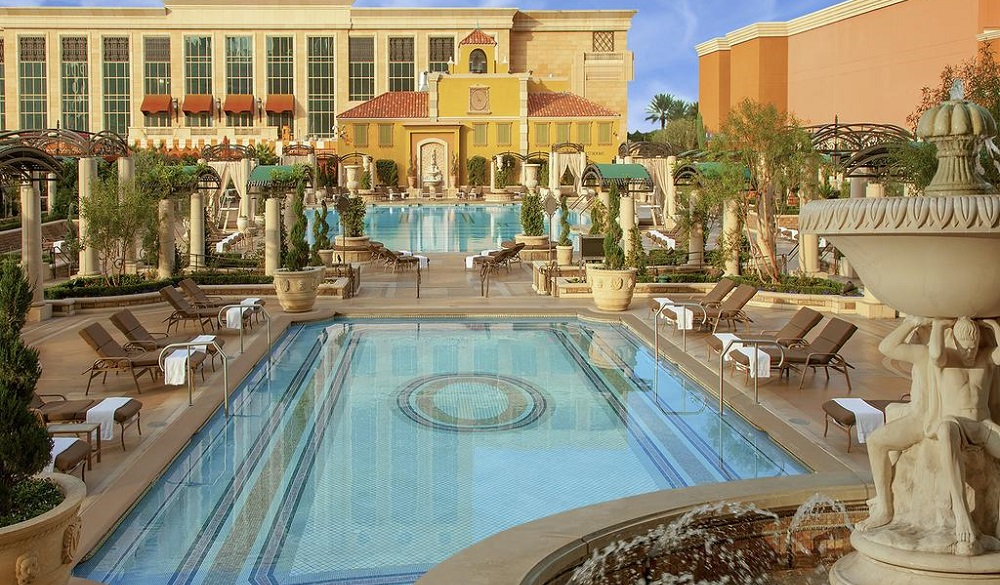 The Venetian Resort Hotel Casino, hotel for solo travel in the USA