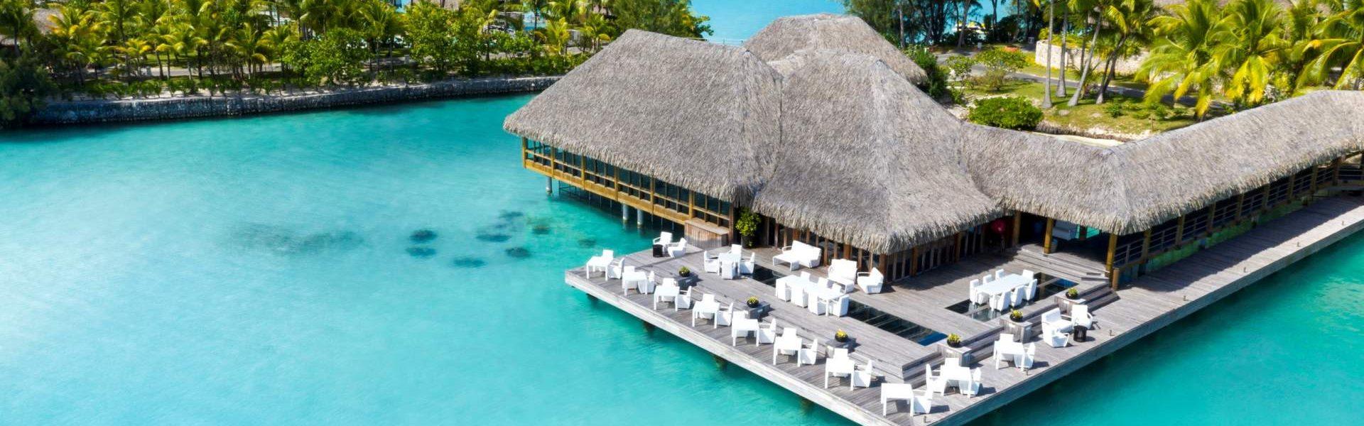 St. Regis Hotel – Bora Bora