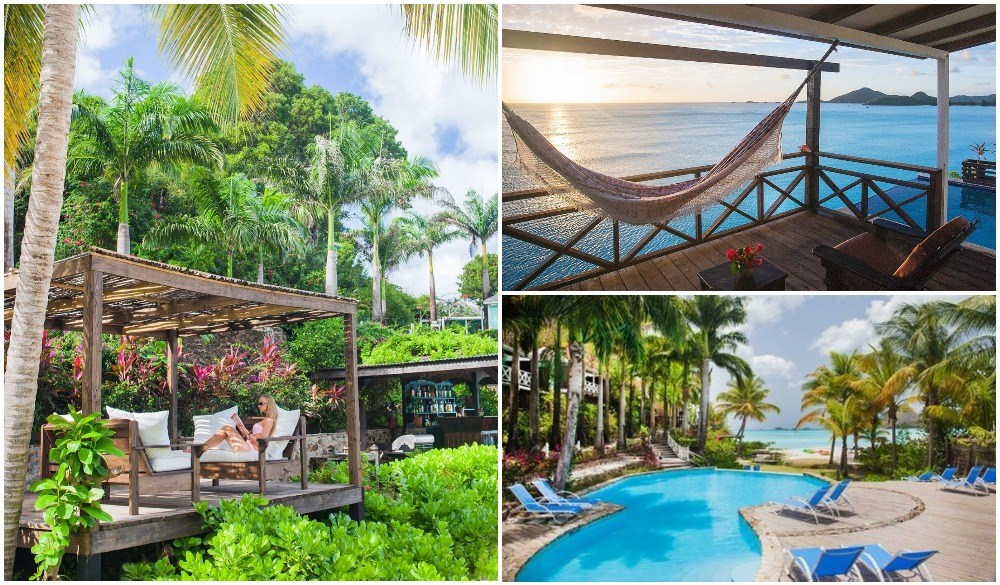 Cocos Hotel Antigua Adults Only, Caribbean resort
