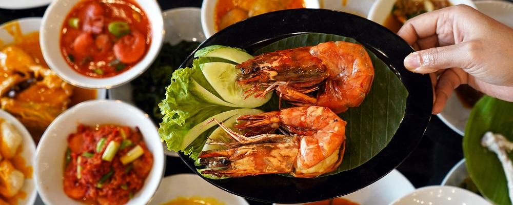 Traditional Padang Food