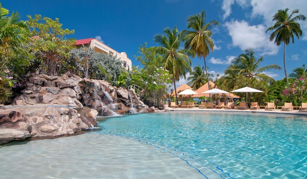 Radisson Grenada Beach Resort, Caribbean resort