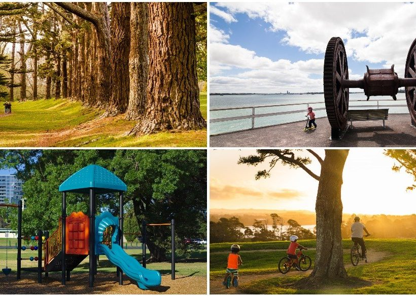 Best Auckland Accommodation near Outdoor Activities for Kids