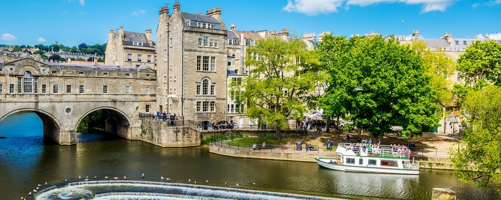 Bath, weekend getaways from London