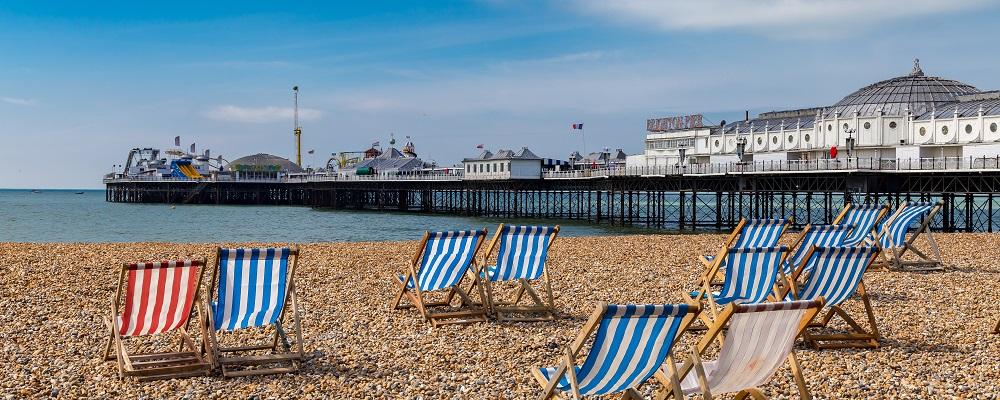 Brighton, weekend getaways from London
