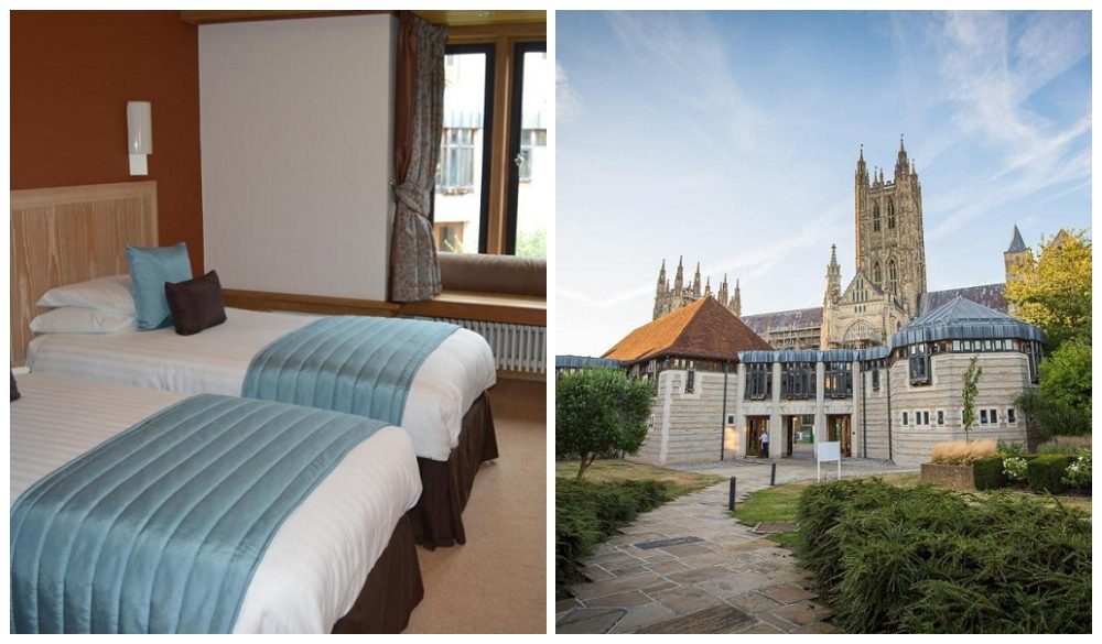 Canterbury Cathedral Lodge, hotel for a weekend getaways from London