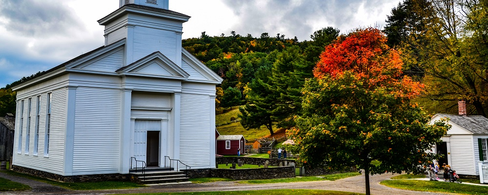 Cooperstown, fall getaways from New York