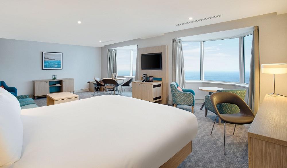 Jurys Inn Brighton Waterfront, hotel for a weekend getaways from London