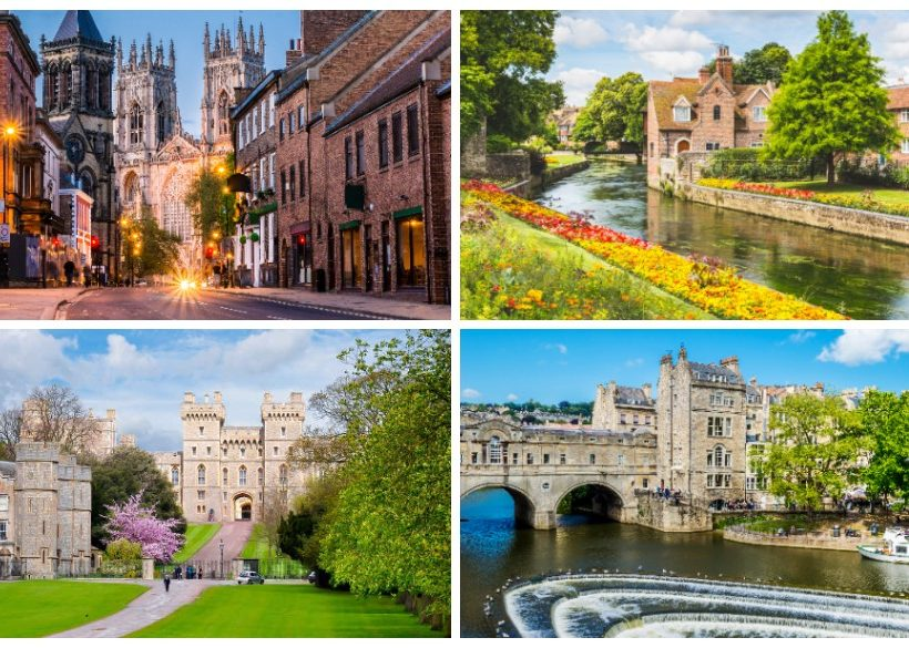 6 Best Weekend Getaways Within 2 hours from London from $85