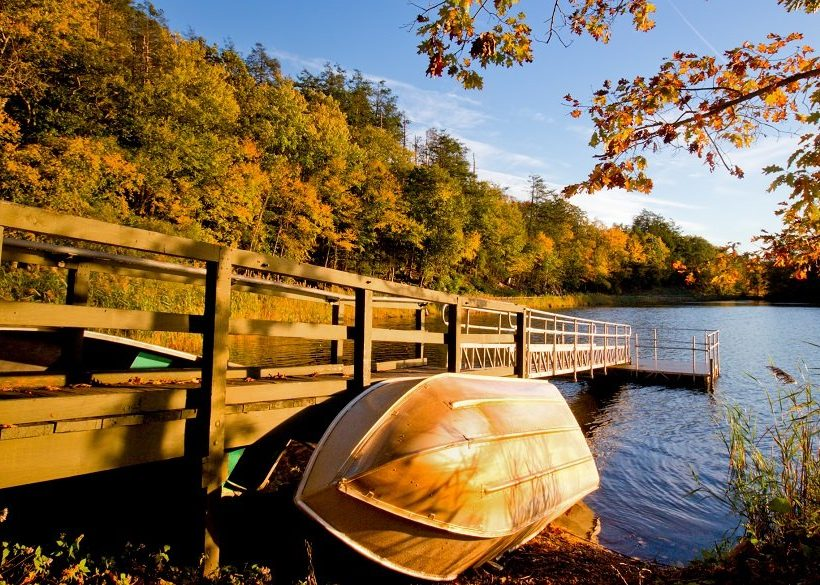 Fabulous Fall Weekend Getaways from New York City from $99