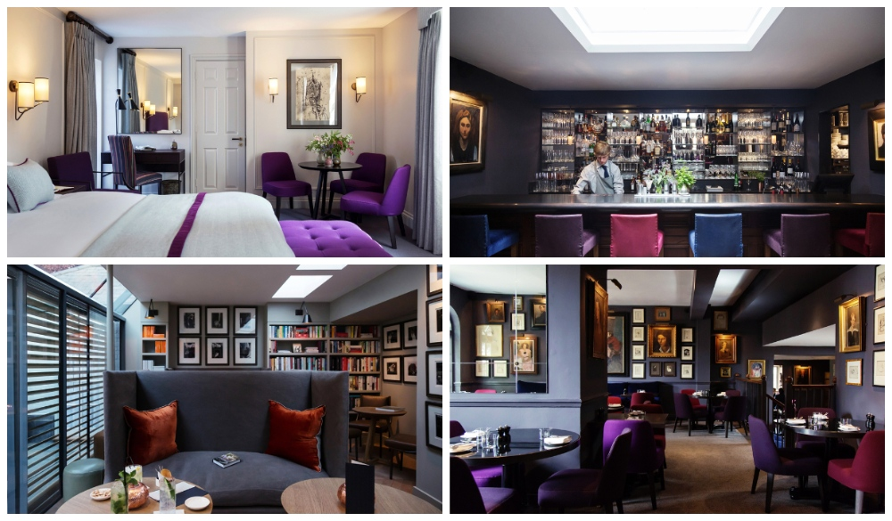 Old Parsonage Hotel, hotel for a weekend getaways from London